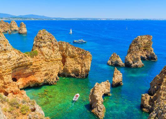 Algarve: 7 Tage im 4* Hotel inkl. Flug, Transfer, Rail&Fly und All Inclusive ab 412€