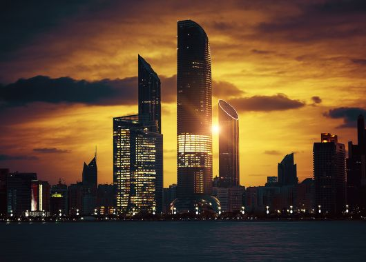 1 Woche Luxus in Abu Dhabi im 5*Hotel inkl. Flug, Frühstück und Transfers ab 642€