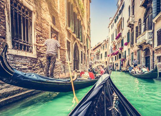 Kurzurlaub in Venedig: 3 Tage in einer 5*Villa mit Frühstück und Dinner ab 99€