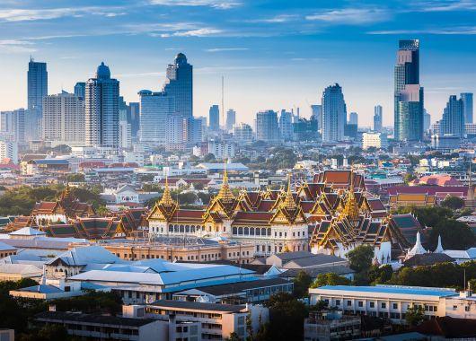 8 Tage Bangkok im 5* Hotel inkl. Flug, Frühstück und Transfer ab 909€