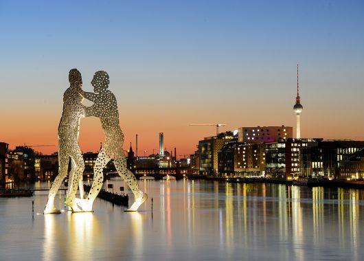 Berlin: 3 bis 5 Tage im stylischen 4*Hotel inkl. Frühstück, Willkommensdrink und Wifi ab 99€