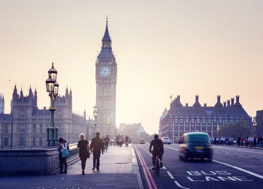 Städtetrip London: 4 Tage im 3*Hotel mit Flug und Frühstück ab 182€