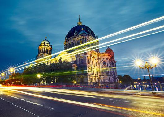 Übernachtung im 4* Vier Jahreszeiten Berlin City Kreuzberg inkl. Frühstück & Late Check Out ab 49€