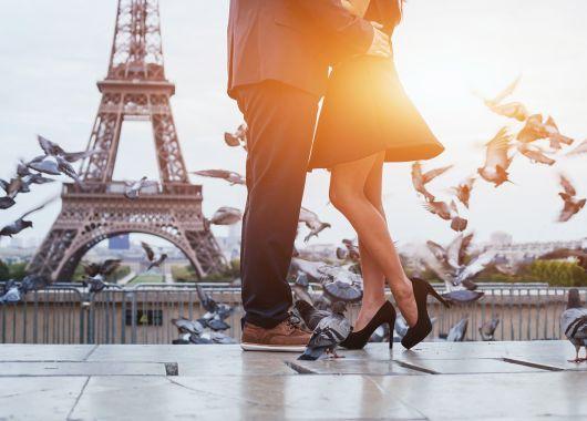 Valentinstag in Paris: 3 Tage im guten 3* Hotel inkl. Flug, Rail&Fly und Frühstück ab 211€