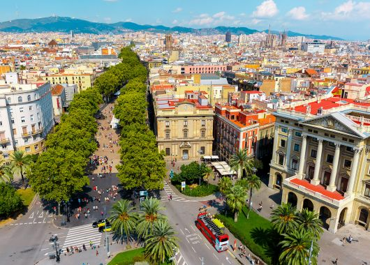 Barcelona: Top 3* Aparthotel direkt am Camp Nou inkl. Frühstück für 38€ pro Person