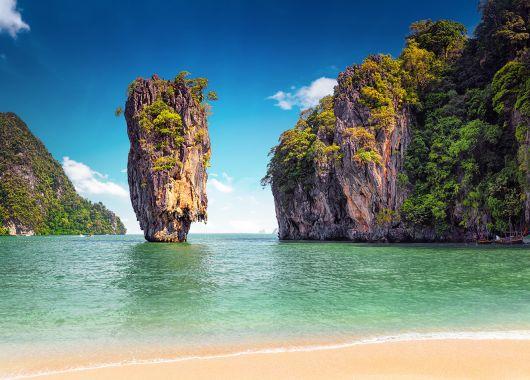Mai: 9 Tage nach Phuket ins 3* Resort mit Flügen, Transfers und Frühstück ab 697€