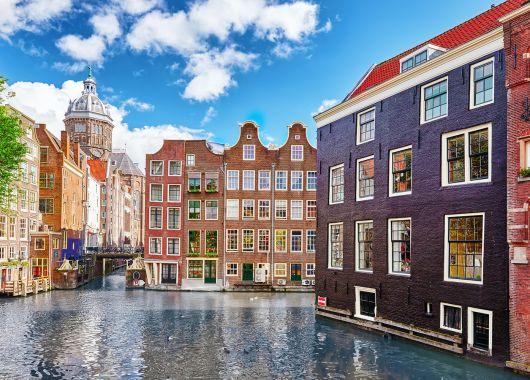 Amsterdam: 2, 3 oder 4 Tage im 4* Hilton Hotel inkl. Frühstück ab 39€ pro Person