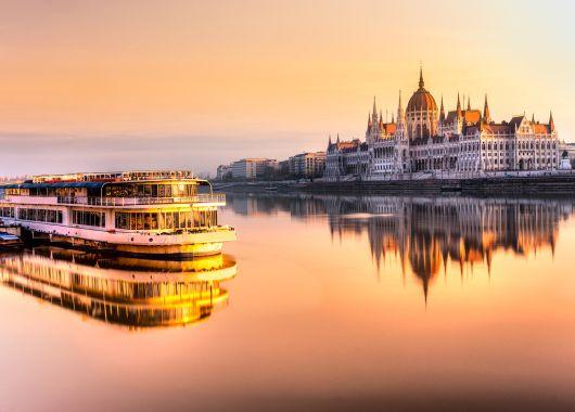 Januar – März: 4 Tage Budapest im 4* Hotel inkl. Frühstück & Flug ab 131€