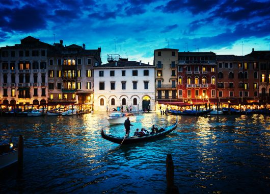 3 Tage Venedig zu zweit im guten 3* Hotel inkl. Frühstück ab 49,99€ pro Person