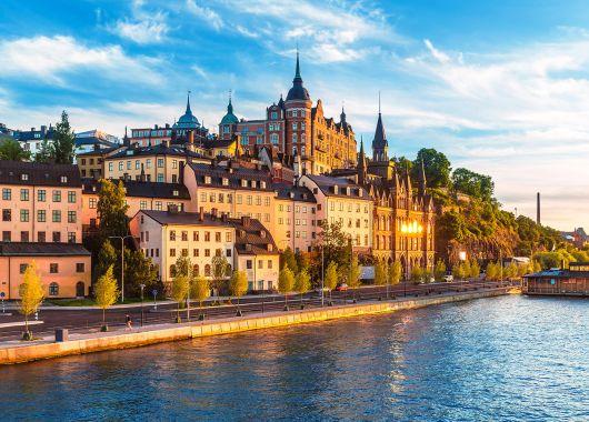 4 Tage Stockholm im tollen 3*Hotel mit Flügen ab 164€ pro Person