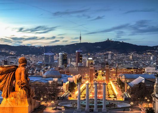 Barcelona: 4 Tage im sehr guten 4* Hotel inkl. Flug und Frühstück ab 199€ pro Person