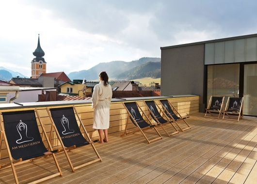 3 – 8 Tage Steiermark im neuen 4* Hotel inkl. Frühstück, Spa & Yoga ab 129€
