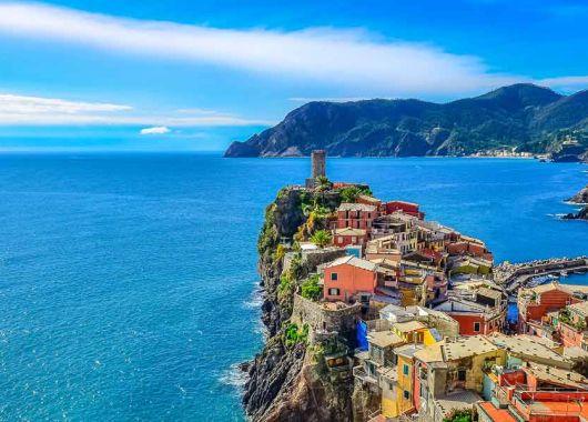San Remo (Italien): 4 bis 8 Tage im tollen Hotel inkl. Halbpension, Fahrradverleih und Privatstrand ab 159€