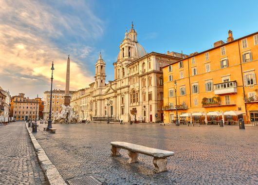 Städtereise nach Rom: 3, 4 oder 5 Tage im 3* Hotel inkl. Flug und Frühstück ab 109€ pro Person