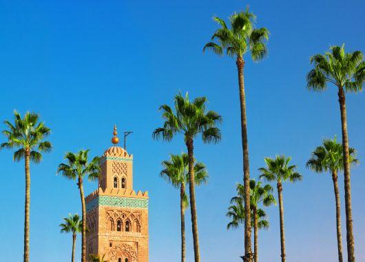1 Woche Marrakesch im 5* Hotel mit All Inclusive, Flug und Transfer ab 460€
