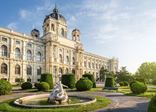 3 Tage Wien im 4* Hotel inkl. Frühstück ab 64,99€ pro Person