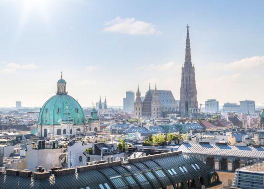 3 Tage Wien im 4* Hotel inkl. Frühstück schon ab 58€ pro Person