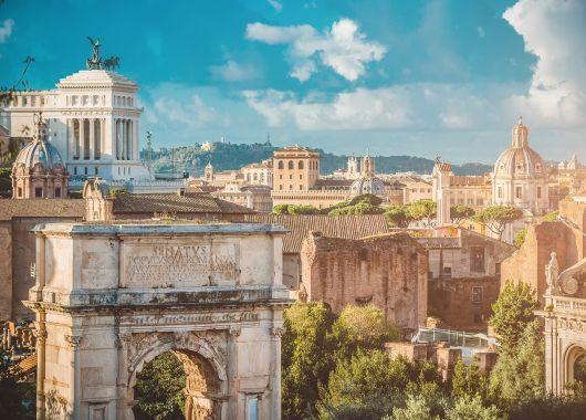 Wochenende in Rom: 3 Tage im 3* Hotel inkl. Frühstück ab 68€ pro Person