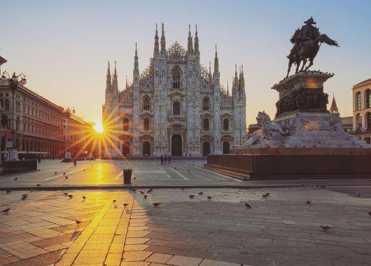 Mailand: 4 Tage im guten 3* Hotel inkl. Flug und Frühstück ab 154€