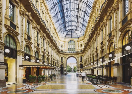 Mailand: 4 Tage Städtereise im 4*Hotel mit Flügen und Frühstück ab 138€