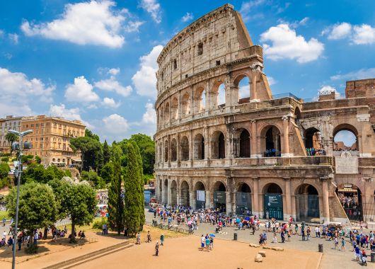 4 oder 5 Tage Rom im 4* Design-Hotel inkl. Flug und Frühstück ab 209€