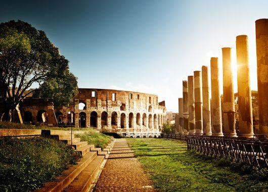 Lastminute: Das kommende Wochenende in Rom: 3 Tage im 4* Hotel für nur 69€ pro Person