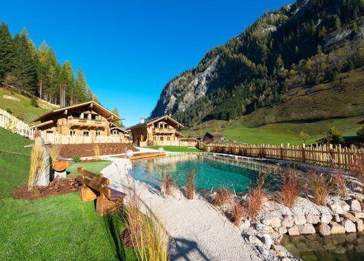 3 – 8 Tage im privatem Luxus Chalet mit Kamin und Sauna in Österreich inkl. Frühstücksservice ab 255€