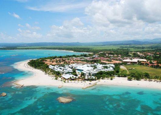 10 Tage Dominikanische Republik im Dezember: 3,5* Hotel mit All Inclusive, Flug, Rail&Fly und Transfer ab 876€