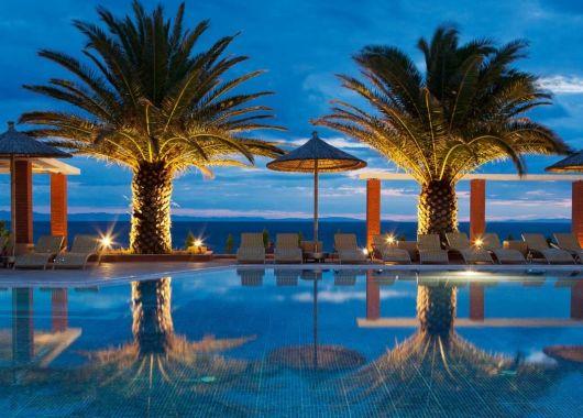 1 Woche Thassos im Oktober: 4* Strand-Resort inkl. Halbpension, Flug und Transfer ab 442€