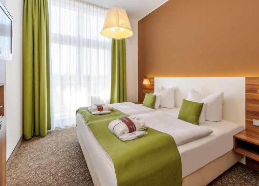 Übernachtung im 4* Hotel in Regensburg für 31,50€ pro Person