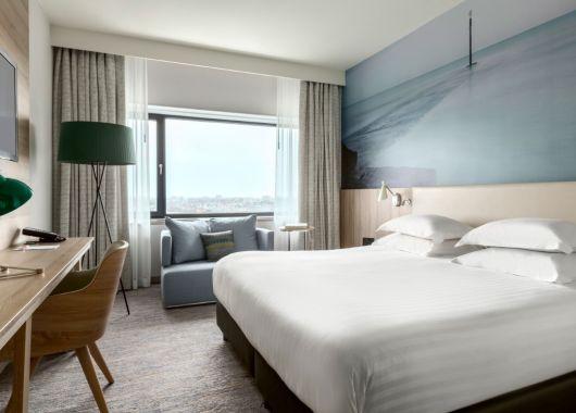 3 Tage Den Haag im 4* Marriott Hotel inkl. Frühstück und Leihfahrrad ab 109€ pro Person