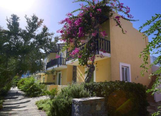1 Woche Kreta im 4* Hotel inkl. HP, Flug, Rail&Fly und Transfer ab 386€