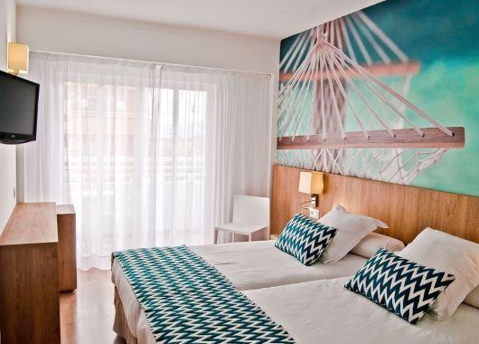 6 Tage Mallorca im 3* Hotel in Can Picafort inkl. HP Flug, Rail&Fly und Transfer ab 290€