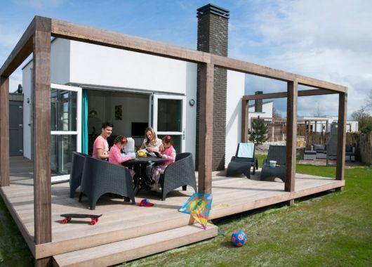 4, 5 oder 8 Tage in einer Dünenvilla in Süd-Holland ab 189€