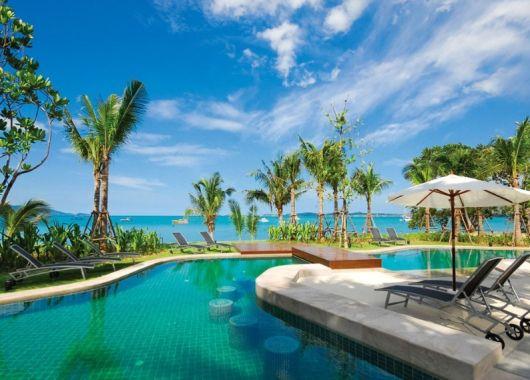 2 Wochen Koh Samui im 3* Strandhotel inkl. Frühstück, Flug, Rail&Fly und Transfer ab 887€