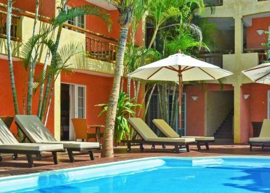 15 Tage Mauritius im Januar: Idyllisches 3* Hotel & Direkflug ab Köln für 792€