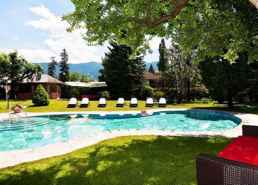 3 Tage Wellness in Südtirol: 4* Hotel inklusive Halbpension und ÖPNV-Ticket ab 155€