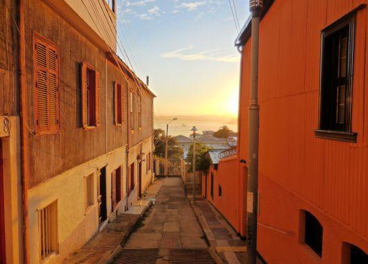 Ein Besuch in den Metropolen Chiles: Santiago und Valparaiso – Ein Reisebericht