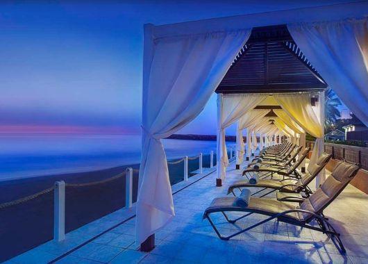 Lastminute: 1 Woche Fujairah im 4,5* Hilton inkl. Frühstück, Flug, Rail&Fly und Transfer ab 622€