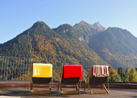 3 Tage Wellness in Österreich: 4* Hotel inkl. Verwöhnpension und Spa ab 159€