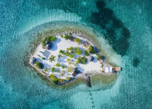 10 Tage Malediven im Dezember: 4* Hotel mit All Inclusive, Flug, Rail&Fly und Transfer ab 1465€