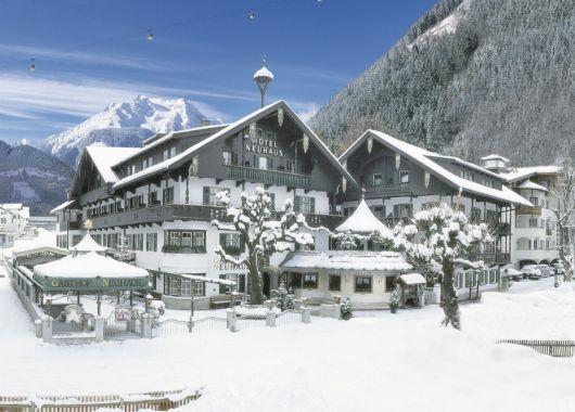 Wellness im Zillertal: 3 – 8 Tage Mayrhofen im 4* Hotel inkl. Halbpension und Massage ab 149€