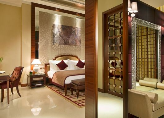 1 Woche Abu Dhabi im Dezember: 4,5* Hotel inkl. Frühstück, Flug, Rail&Fly und Transfer ab 678€