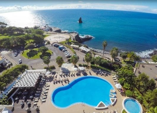 1 Woche Madeira im Januar: 5* Hotel inkl. Frühstück, Flug & Transfer ab 464€