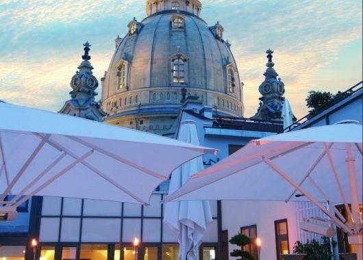 2 – 3 Tage im 5* Hotel an der Dresdener Frauenkirche inkl. Frühstück und Spa ab 89,99€ p.P.