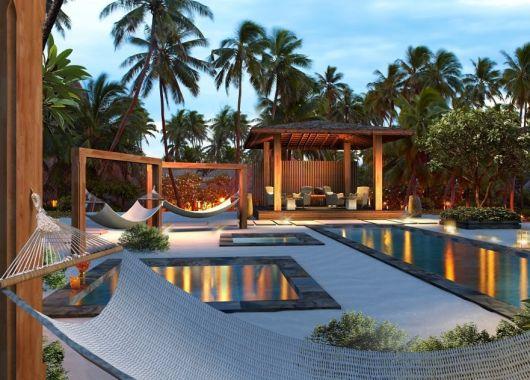 10 Tage Malediven im Dezember: 4* Barefoot Eco Resort inkl. Frühstück, Flug, Rail&Fly und Transfer ab 1165€