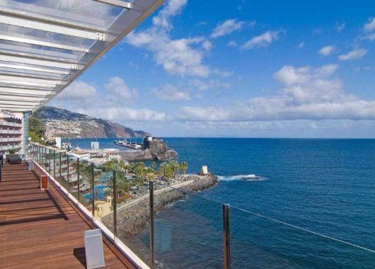 1 Woche Madeira im 5* Hotel inkl. Frühstück, Flug & Transfer ab 406€