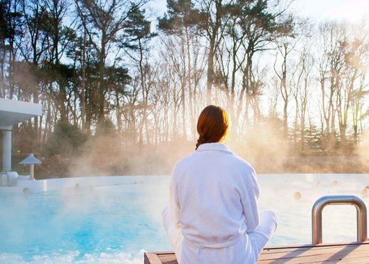 Niederlande: 3 Tage im 4* Thermenhotel inkl. Frühstück und Wellnesslandschaft ab 139€