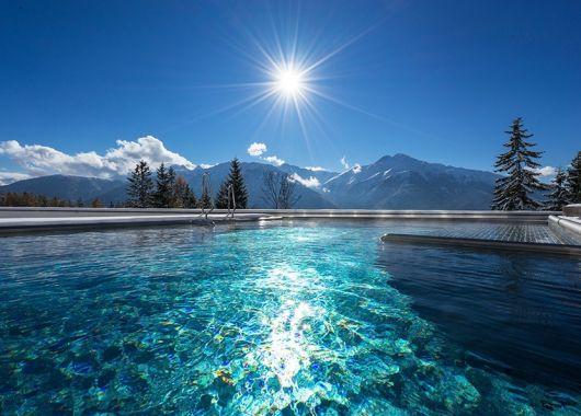 8 – 13 Tage Österreich im neuen 4,5* Casual Luxury Hotel inkl. Halbpension und Spa ab 1389€