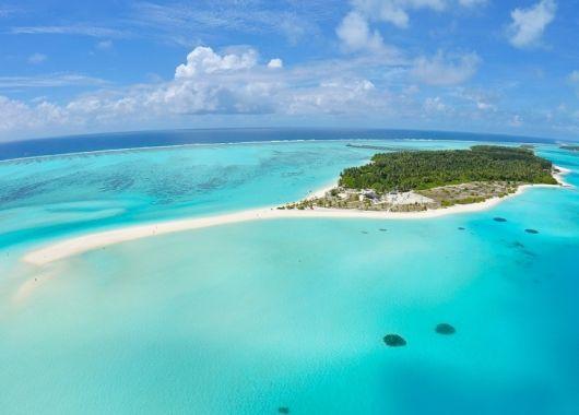 Lastminute: 2 Wochen Malediven im 4* Resort inkl. Halbpension, Flug, Rail&Fly und Transfer ab 1554€
